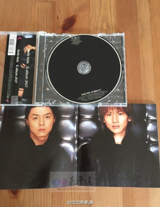 KinKi Kids 「G album - 24/7 -」 G专