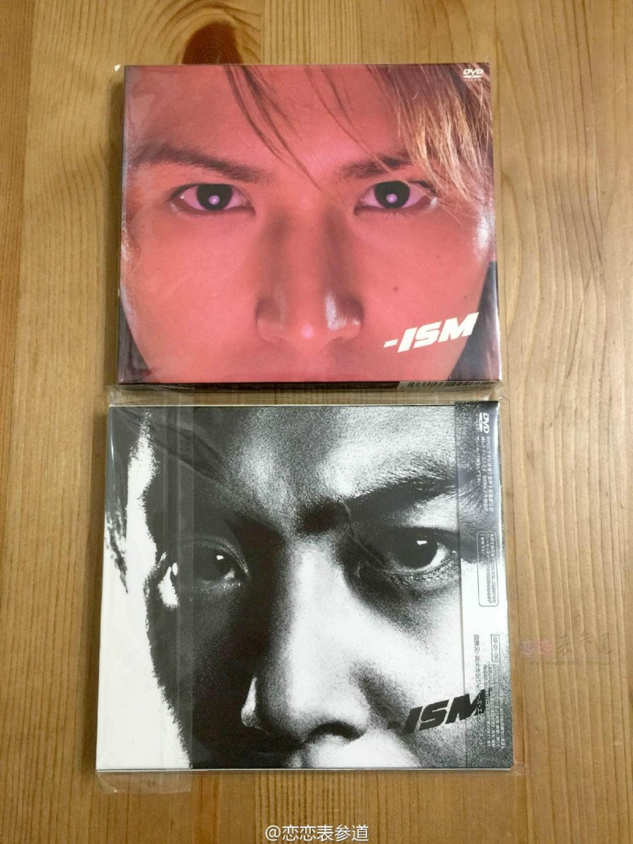 KinKi Kids DVD-ISM(LOVE SICK 百年之恋 so young blues)